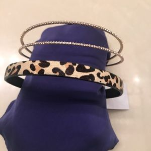 New with tags J. Crew Headbands